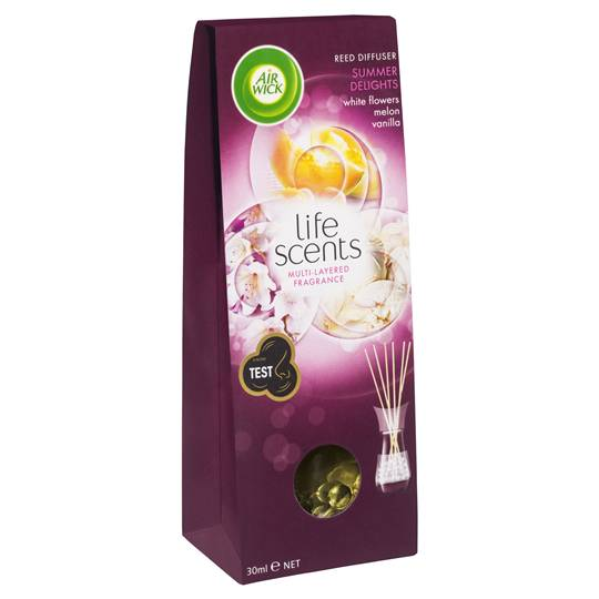 Air Wick Life Scents Winter Moments Reed Diffuser