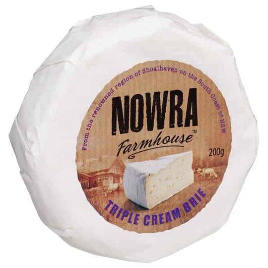 Nowra Farmhouse Triple Cream Brie