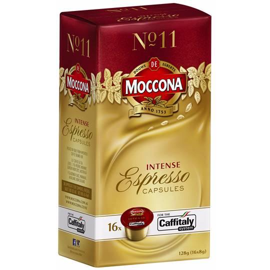 Moccona Espresso Capsules Intense No.