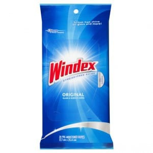 Windex Glass & Surface Wipes