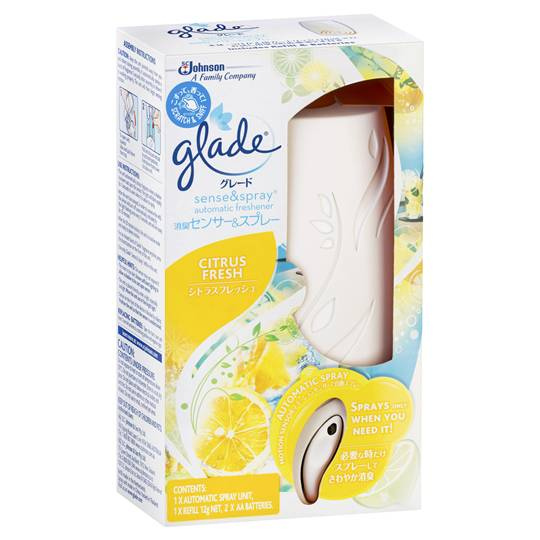 Glade Sense & Spray Citrus Fresh Primary