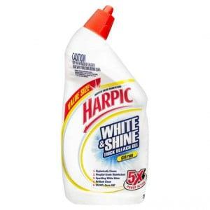 Harpic Citrus White & Shine