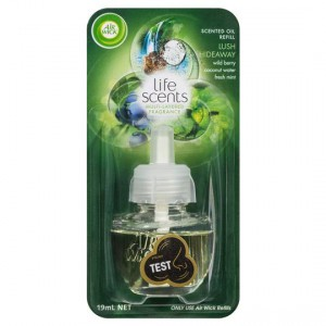 Air Wick Life Scents Lush Hideaway Plug In Refill