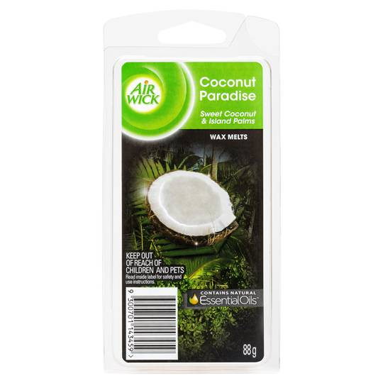 Airwick Coconut Paradise Wax Melt Refill