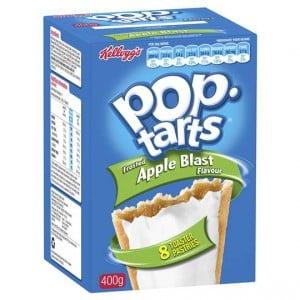 Kelloggs Frosted Apple Pop Tarts