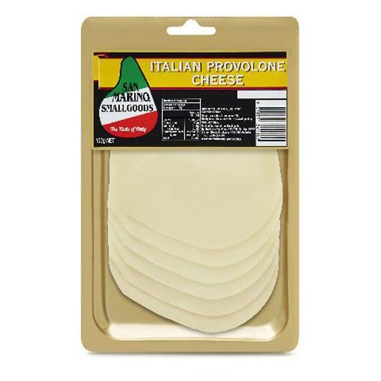 San Marino Cheese Italian Provolone