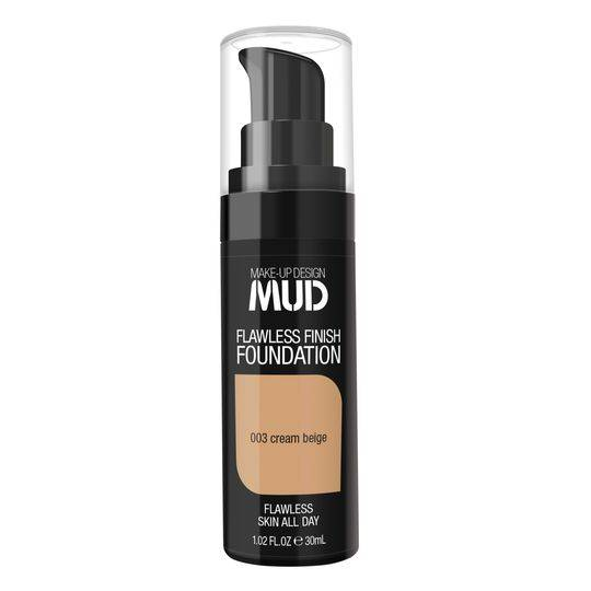 Mud Liquid Foundation 003 Cream Beige