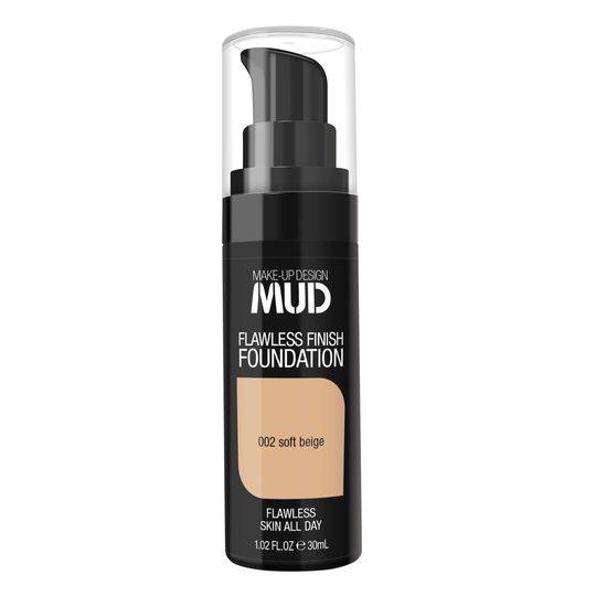 Mud Liquid Foundation 002 Soft Beige