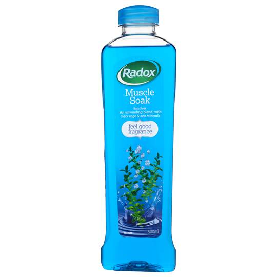 Radox Bath Additive Muscle Soak