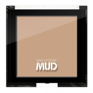 Mud Pressed Powder Ivory