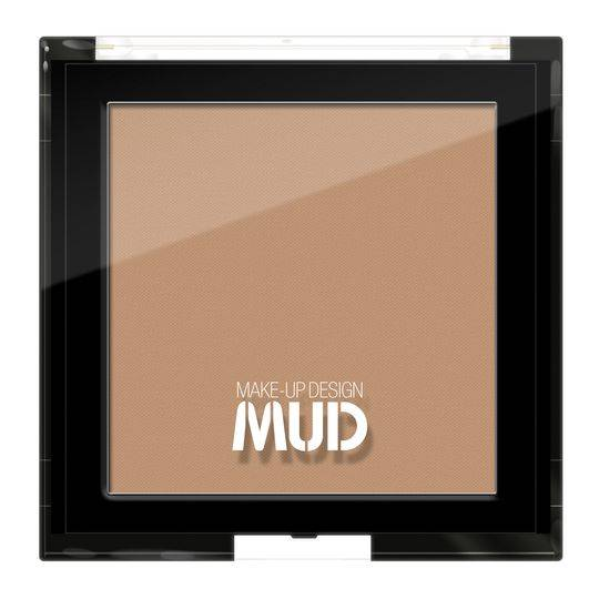 Mud Pressed Powder Soft Beige