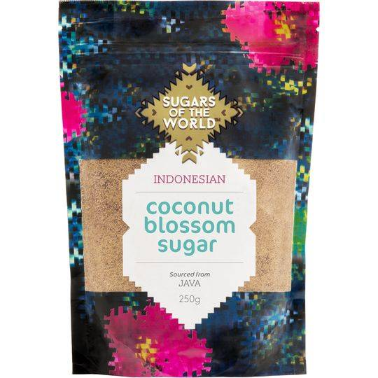 Sugars Of The World Indonesian Coconut Blossom Sugar