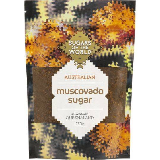 Sugars Of The World Australian Muscovado Sugar