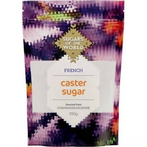Sugars Of The World French Caster Sugar