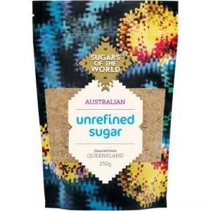 Sugars Of The World Australian Unrefined Sugar