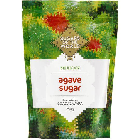 Sugars Of The World Mexican Agave Sugar