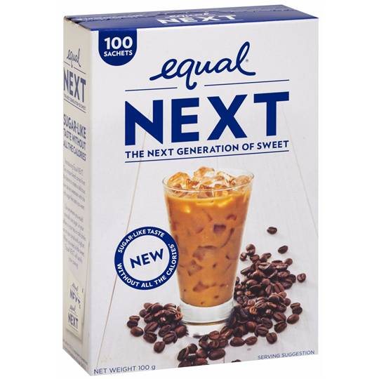 Equal Next Sweetener Sachets