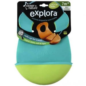 Closer To Nature Explora Roll And Go Bib 7mths+