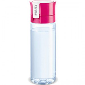 Brita Fill & Go Water Filter Bottle Pink
