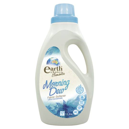 Earth Choice Fabric Softener Morning Dew