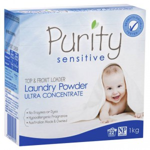 Purity Laundry Powder