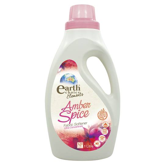 Earth Choice Fabric Softener Soft Amber Spice