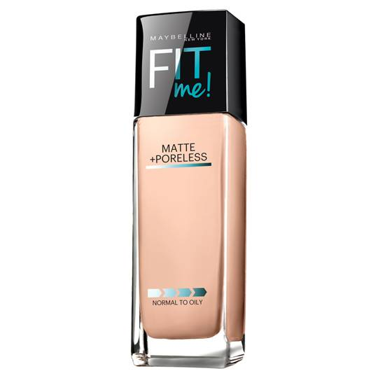 Maybelline Fit Me Matte + Poreless Foundation Ivory 115