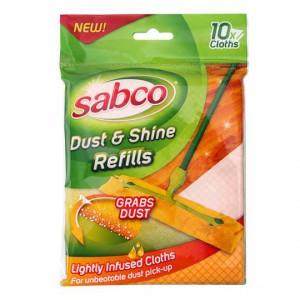 Sabco Dust And Shine Floor Swish Refill