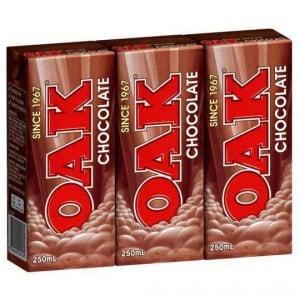 Oak Chocolate Flavoured Milk