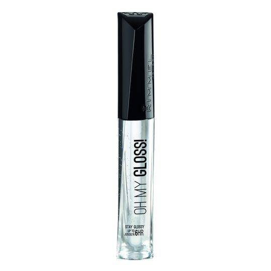 Rimmel Oh My Gloss Crystal Clear