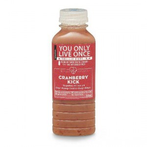 Yolo Cranberry Kick Drink