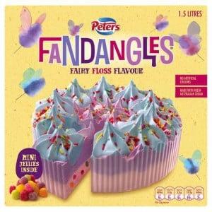 Peters Fandangles Ice Cream Cake