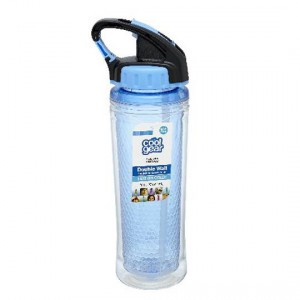 Cool Gear Double Wall Tinted Drink Bottle