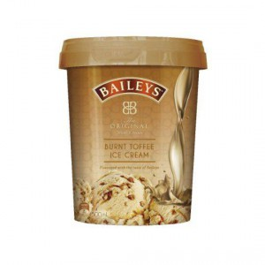 Baileys Ice Cream Burnt Toffee