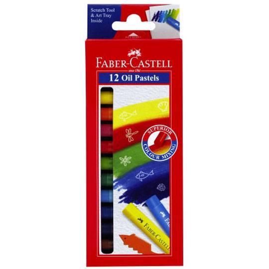 Faber Castell Oil Pastel