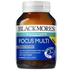 Blackmores Focus Multi