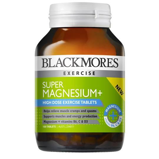 Blackmores Super Magnesium