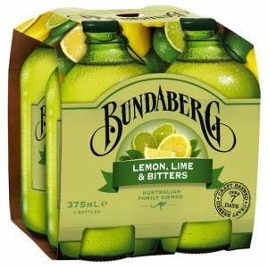 Bundaberg Lemon Lime & Bitters