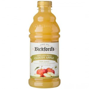 Bickfords Adelaide Hills Cloudy Apple Juice