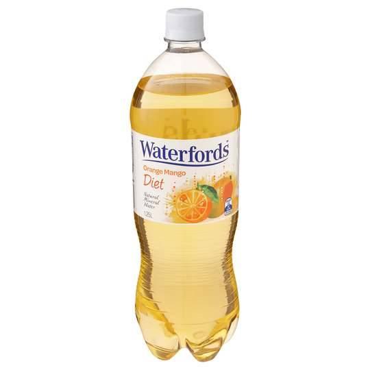 Waterfords Diet Orange & Mango Mineral Water