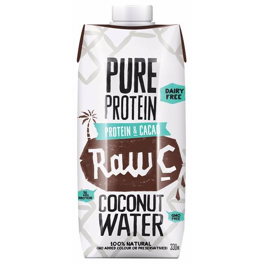 Raw C Coconut Water Pure Protein With Cacao