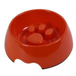 Joseph Lyddy Pet Indulgence Melamine Slow Feeder Dog Bowl Large