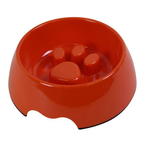 Joseph Lyddy Pet Indulgence Melamine Slow Feeder Dog Bowl Large