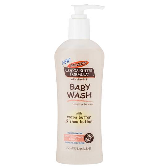 Aida Moroccan reviewed Palmer's Cocoa Butter Baby Wash