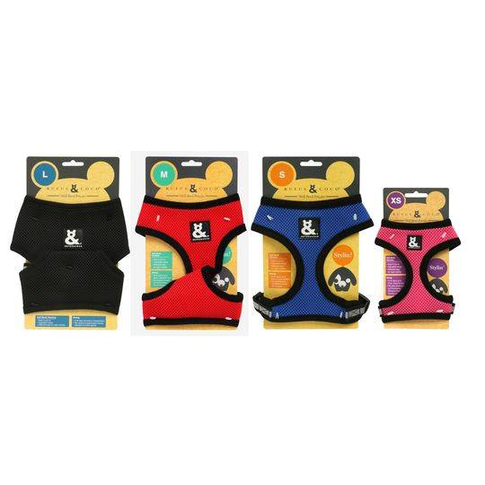 Rufus & Coco Soft Mesh Harness Large