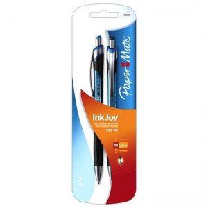 Papermate Inkjoy Pen 550 Rt 1.0mm Blue