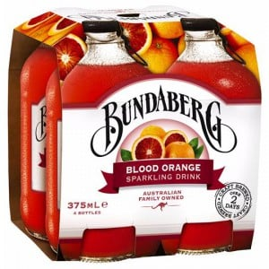 Bundaberg Blood Orange Sparkling Drink