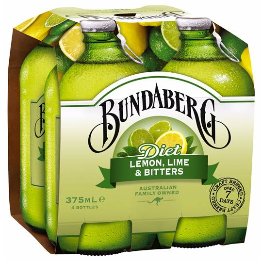 Bundaberg Diet Lemon Lime & Bitters