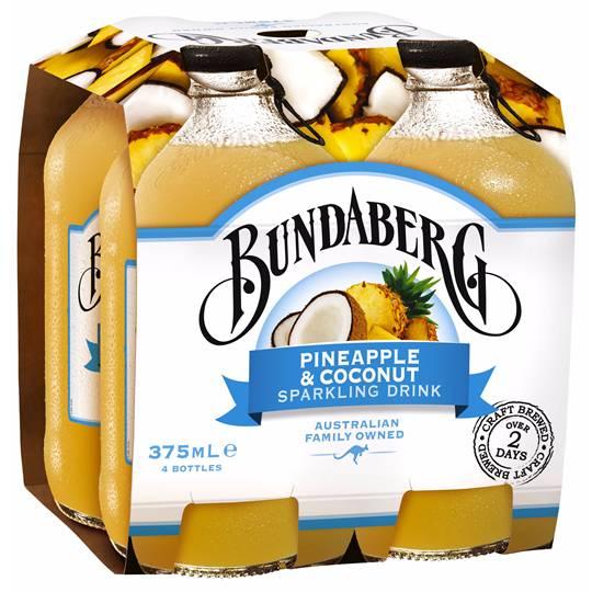 mom112023 reviewed Bundaberg Pineapple & Coconut Sparkling Drink