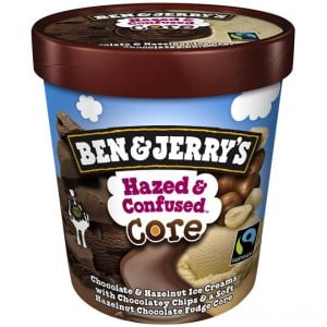 Ben & Jerry's Ice Cream Hazed And Confused